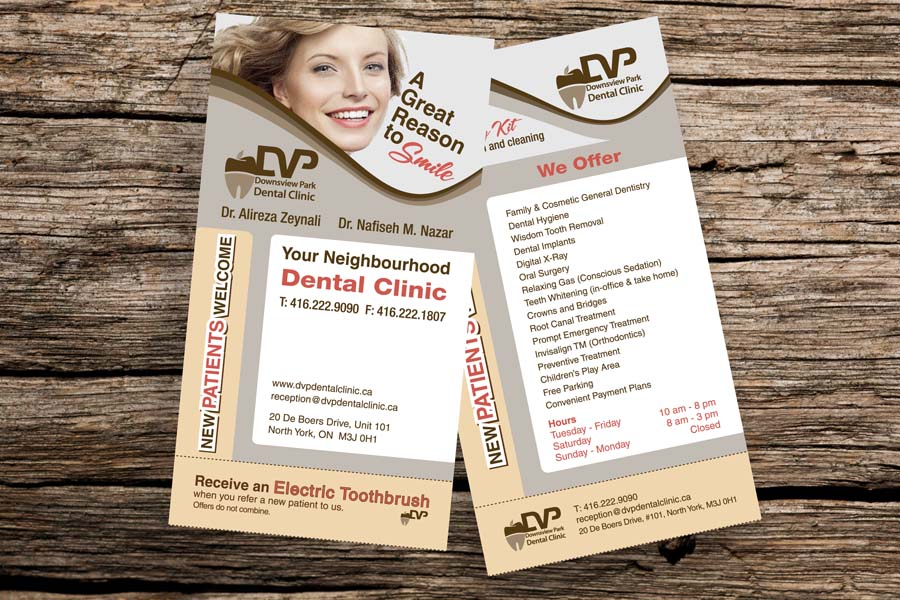 graphic-plus-media-DVP-Dental-besiness-card